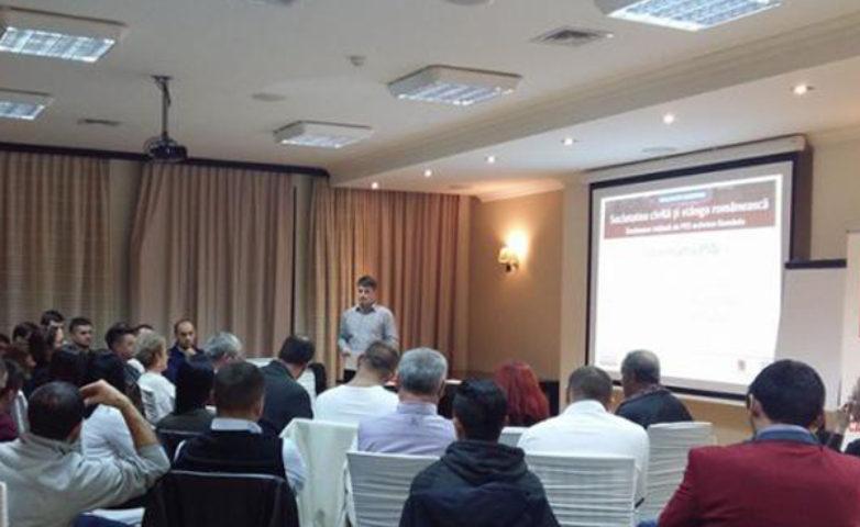 Dezbateri sub umbrela PES activists România