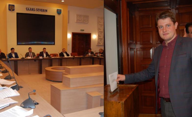 Marius Bălean – reprezentant CJ în Asociația de Dezvoltare Intercomunitară Banatul Alpin Semenic