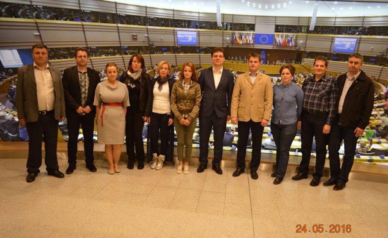 Proiecte pentru Văliug – Bruxelles, Belgia