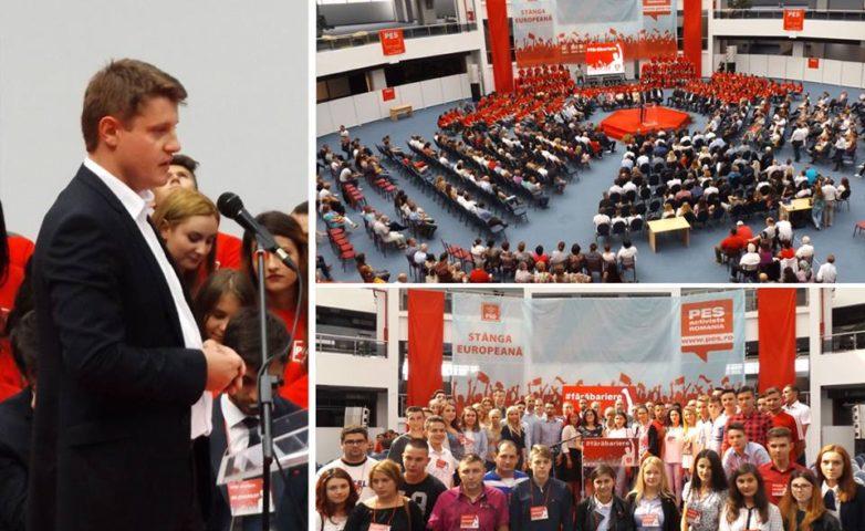 #farabariere – Conferinţa Naţională PES activists România