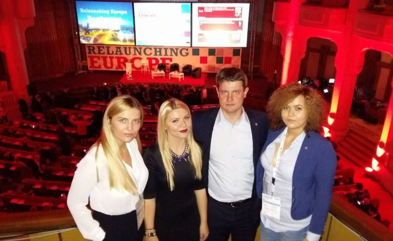 Relaunching Europe – Bucuresti