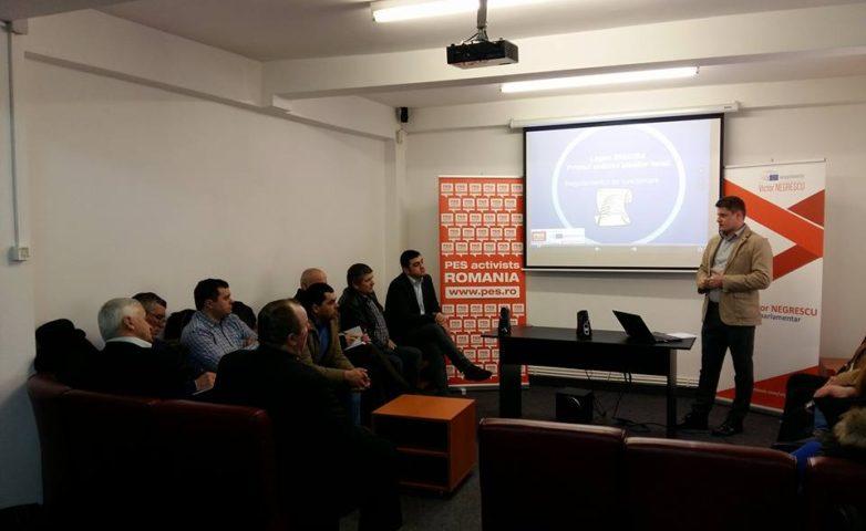 "Suceava – Training ""Aleși locali PSD la primul mandat"""