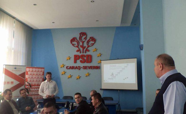 Training în administrație publică pentru aleșii locali PSD, aflați la primul mandat