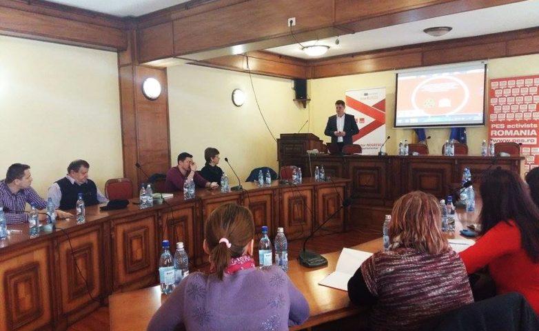 """Harghita – TRAINING """"Aleși locali PSD la primul mandat"""""""