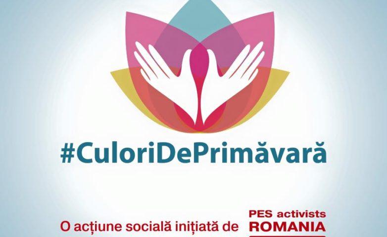 Campania socială #Culori De Primăvară