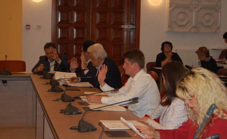Sedință extraordinară a Consiliului Județean Caraș Severin
