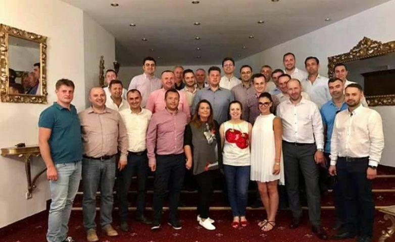 Biroul Permanent PES Activists România, întrunit la Alba Iulia!