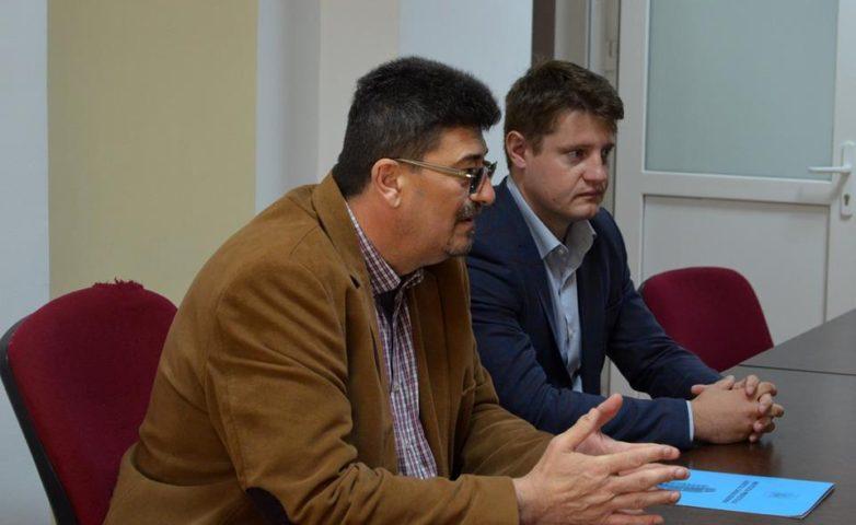 Marius Bălean – director executiv în cadrul Direcției Județene pentru Sport şi Tineret Caraş-Severin
